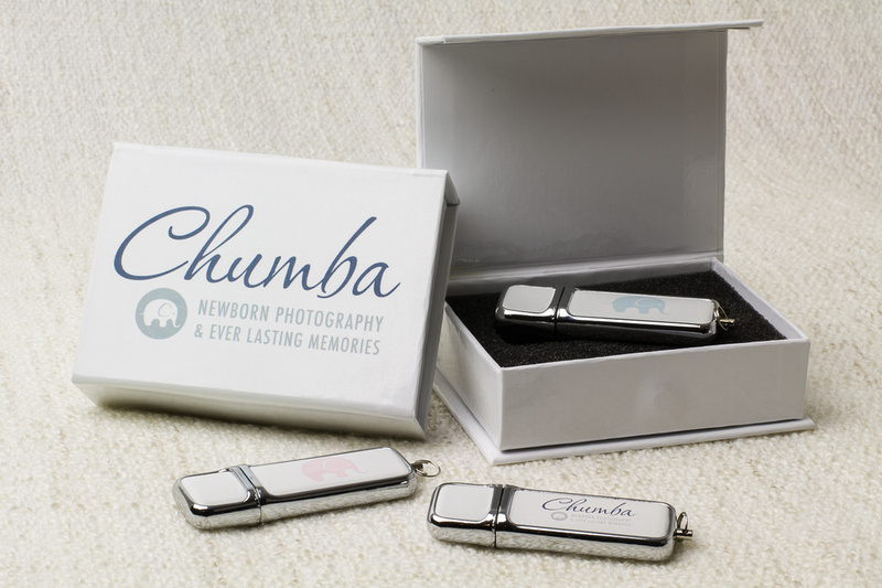 A Chumba Newborn Photography USB Image